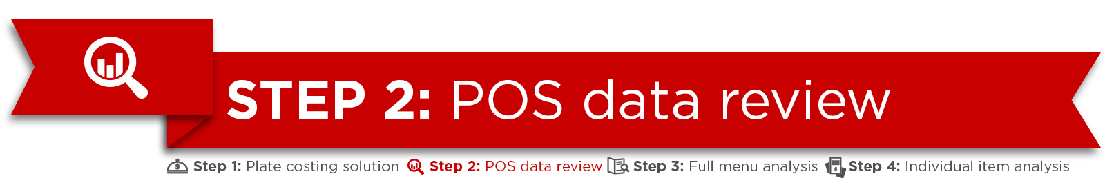 Step 2: POS Data Review