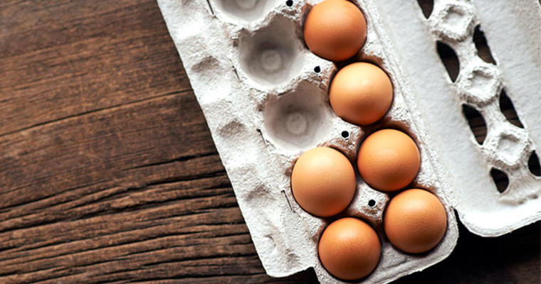 Tips for avoiding salmonella with shell eggs