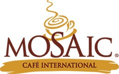 Mosaic Café International Logo