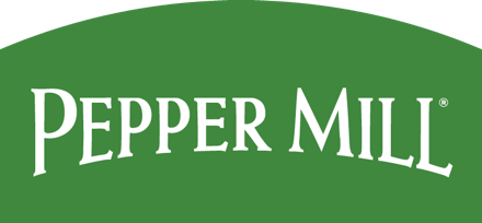 Pepper mill logo
