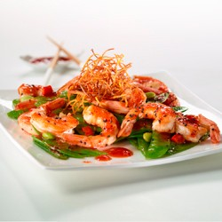 Gordon Signature Asian Ginger Sauce Shrimp