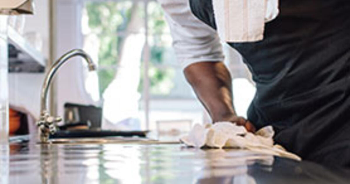 commercial kitchen cleaning and chemical supplies | gordon