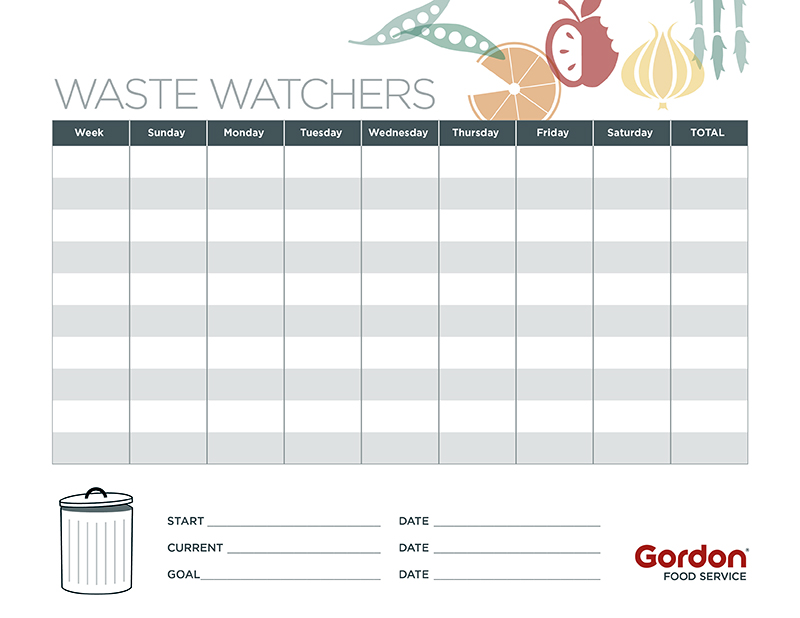 Waste Watcher Poster