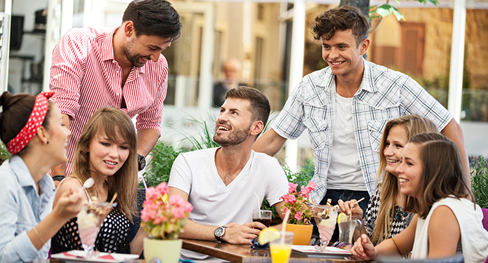 Learn about Millennial Dining Preferences