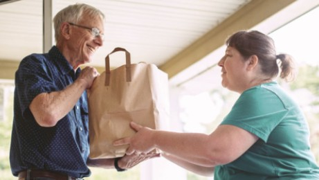 Tips to start a healthcare delivery or takeout program