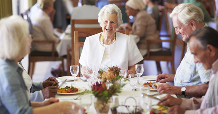 Developing strategies to feed people living with dementia