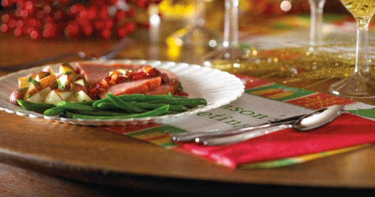 Holiday recipes for healthcare food service