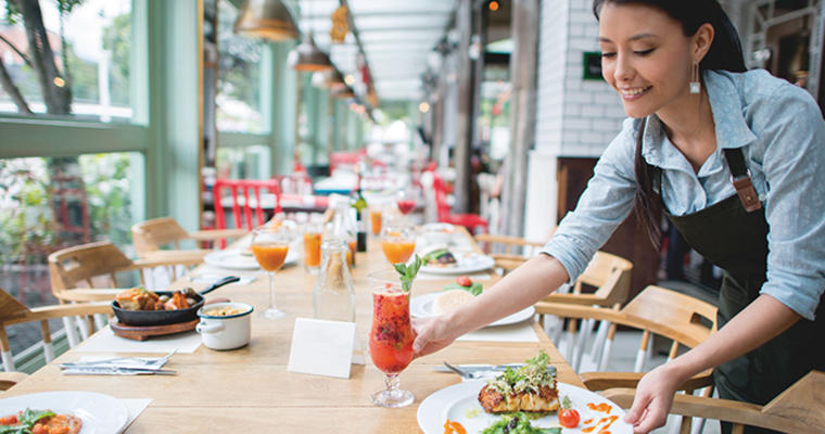 Checklist for hiring summer foodservice workers