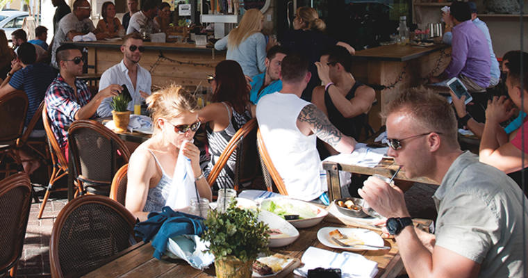 Make the most of patio season for your restaurant